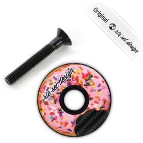 Riesel Design stem:cap, donut